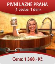 Pivní lázně Praha